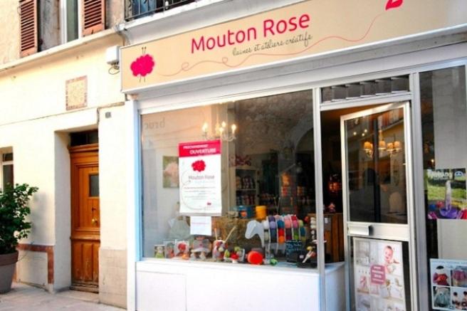 MOUTON-ROSE